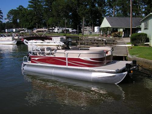 Ask about our new Sylvan/Sunchaser pontoon boats!