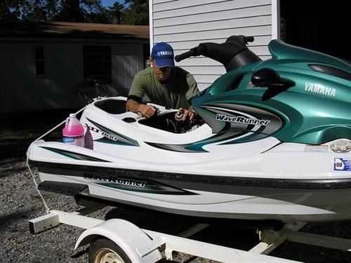 We can repair all makes and models of boats and personal watercraft.