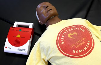 CPR AED training courses