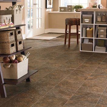 Flooring Options - Wood, Laminate, Tile