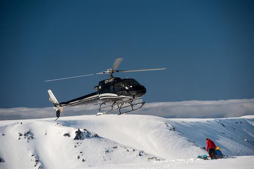 Heli Ski