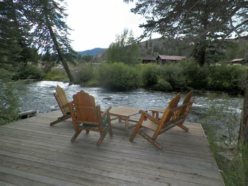 Taylor River Cabin, FISHING ACCESS, Taylor Canyon/Almont