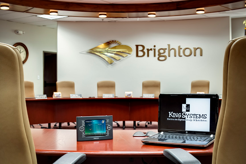 King Systems - Brighton City Hall #2 - Council Chambers 1