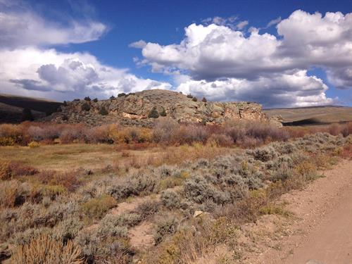 TBD County Road 743 Gunnison, CO 81230 - Gunnison Colorado Hunting Land