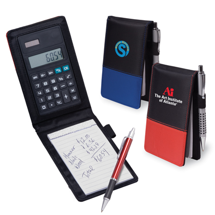Jotter & Calculator