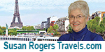 Susan Rogers Travels