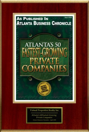Atlanta's Fastest Growing Private Companies