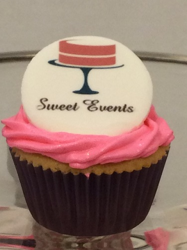 Business Marketing Mini Cupcake