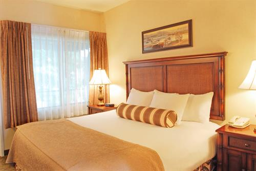 King Suite Bedroom