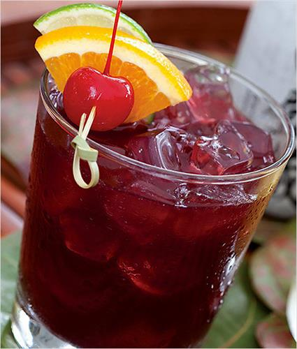 Red Plum Sangria