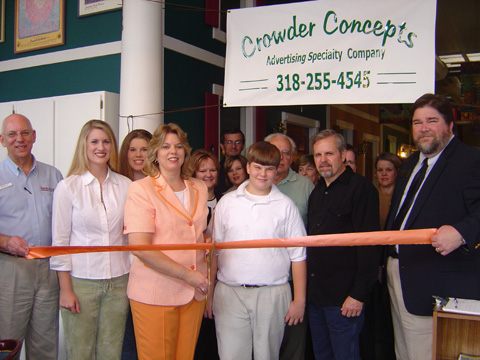 2004 ribbon cutting