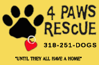 4 Paws Rescue, Inc.