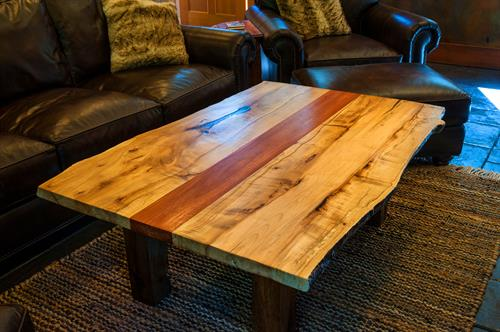 Live Edge slabs of all shapes and sizes to inspire projects