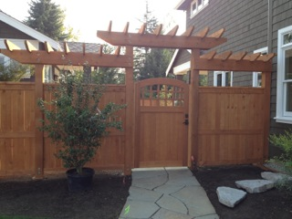 Highest quality fencing materials