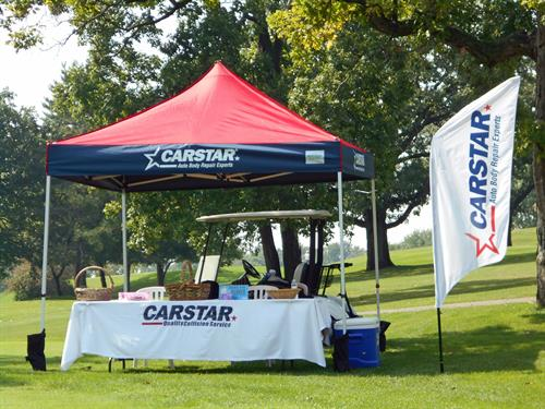 Chicagoland CARSTAR at the Country Financial Golf Outing.