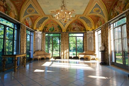 Loyola at Cuneo Mansion and Gardens | Museums ...