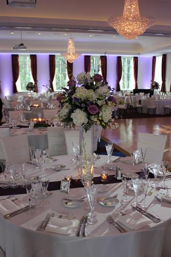 Cuneo pavilion- wedding reception