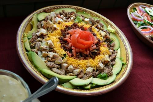 EHC Catering - Our famous Chicken Pecan Dijon Salad