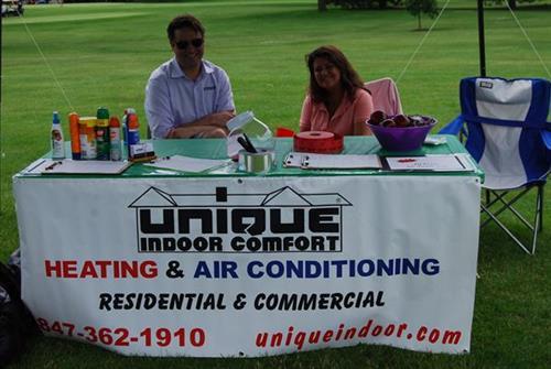 2013 Mainstreet Libertyville Golf Outing Sponsor