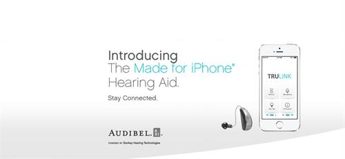 A3i hearing product connect directly to the iPhone®, iPad® and iPod® touch via our TruLink™ Hearing Control app. Together A3i and TruLink deliver the most personalized hearing experience ever!