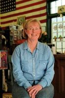 Kranberry Kathy - owner of Cranberry Corners for the past 19 years...
