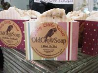 One of our most popular locally made brands - Old Crow Soap Bath + Body products!