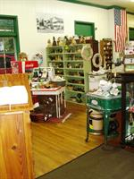 Cranberry Corners gift shop features handmade + hand-crafted merchandise from local artists + artisans...