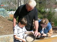 Gold Panning is fun for all ages!!!