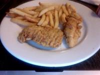 CHICKEN TENDERS & FRIES..(KIDS)