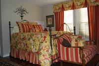 Dahlonega Chalet Bedroom