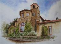 Montaluce, a Dahlonega winery