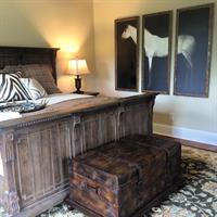 Guest room, Dahlonega GA