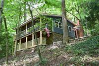 Waterfall Cottage 2BR/2BA at Cane Creek Falls