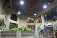 Stunning wine production facility and FREE TOURS daily.