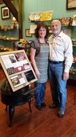 Paul and Lori - Owners of Paul Thomas Chocolates