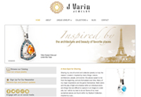 One of our sites: J Varin Jewelry