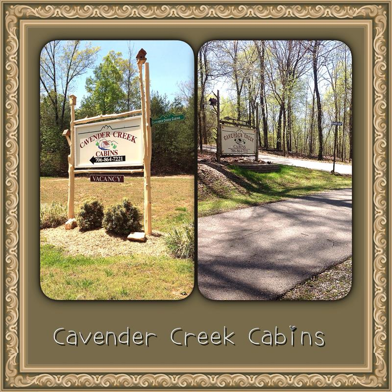Cavender Creek Cabins
