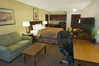 Large Suite with Jacuzzi Tub