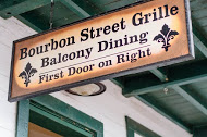 Welcome to the historic Hall House, home of The Bourbon Street Grille!