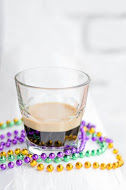 Black Cadillac: Bailey's Irish Cream layered over Patron XO.
