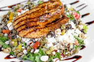 Trinity Tilapia Salad