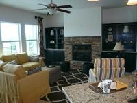 The Andalusian Family Room at Heath Brook