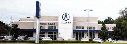 Jenkins Acura, 2025 SW College Rd., Ocala, FL 34471