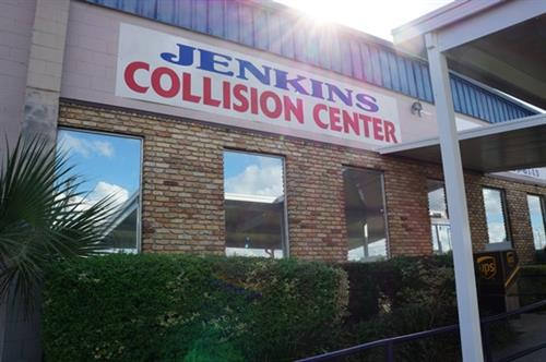 Jenkins Collision Center, 1420 SW 12th St., Ocala, FL 34471