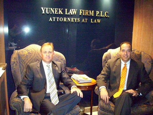 Yunek Law Firm PLC