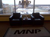 MNP's office in downtown Regina