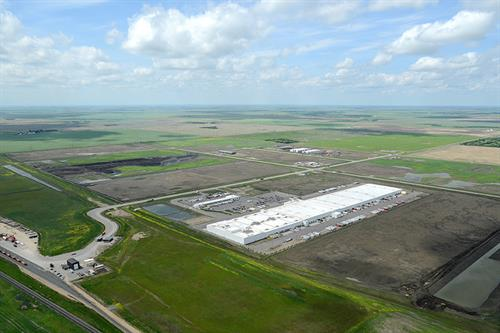 The GTH is an 1,800-acre development just west of the City of Regina which operates as a self-governing inland port.