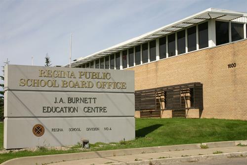 Regina Public School Division Office