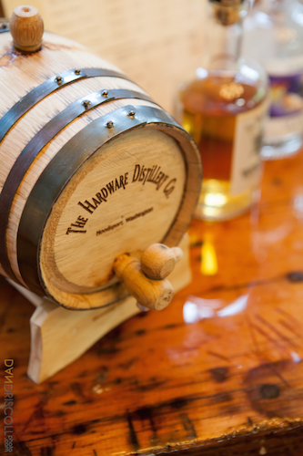 Age your own whiskey in one of our barrels