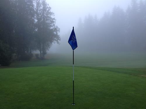 Fog on The Course
